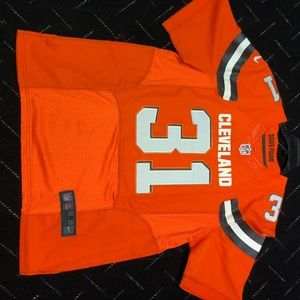 Cleveland Browns Donte Whitner Jersey